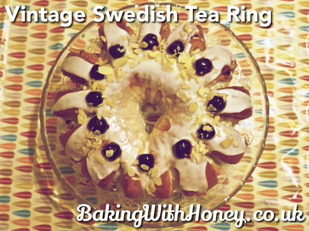 Vintage Swedish Tea Ring