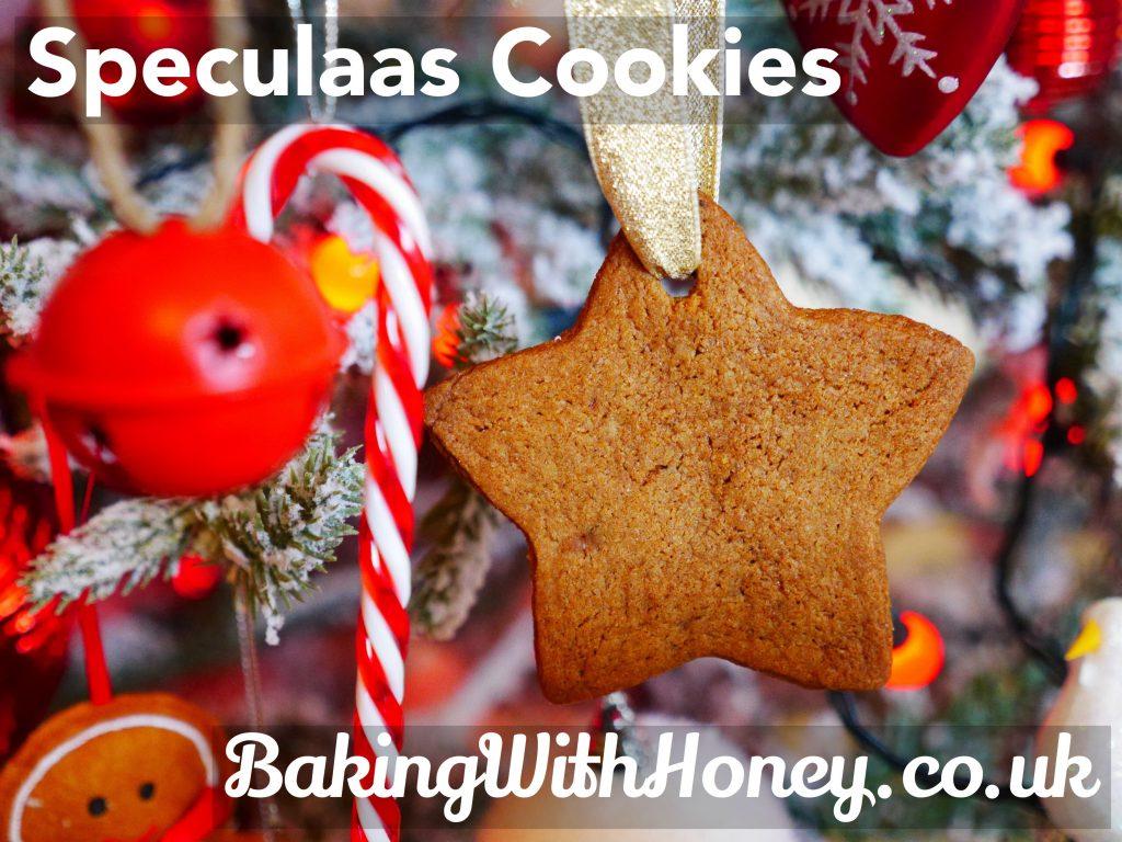 Speculaas Spice Cookies