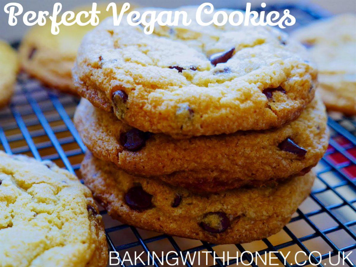 Perfect Vegan Cookies Chocolate Chip Recipe 2